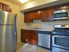 Kitchen, Central Park Townhomes, 0