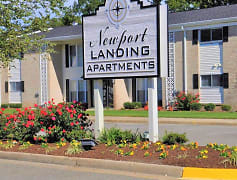Building, Newport Landing Apartments, 0