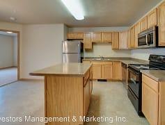 Kitchen, Southwood Apartments, 0