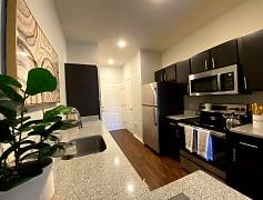 Kitchen, Wabash Landing Apartments, 0