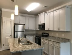 Kitchen, Keystone at Mebane Oaks, 0