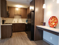 Kitchen, Ballantrae Apartments, 0