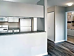 Apartment with New Flooring