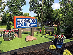 Welcome to The Bronco Club!