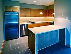 Burntvedt 1 & 2 bedroom kitchen