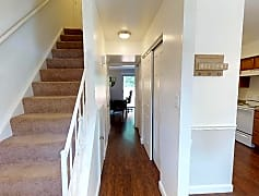 Two Bedroom Townhome Foyer