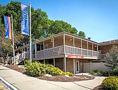 Club House Grandridge Apartments Townhome Omaha