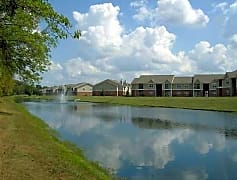 1 of 2 stocked ponds