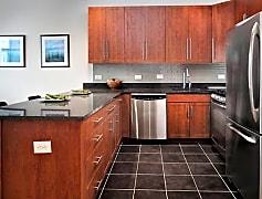One-Bedroom Kitchen