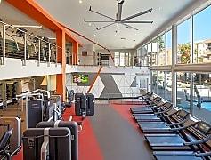 Phase I Two-Level Fitness Center