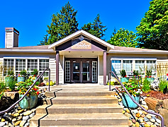 The Windsor Front Office Exterior_Renton WA