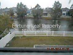 back yard view-lake
