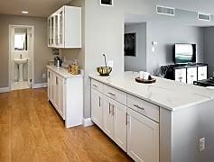 The Horizons White Kitchen