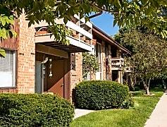 Whitnall Gardens offers full basement options