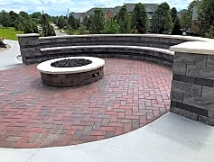 Fall Weather is Perfect for Our Fire Pit!