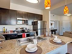 Vista View Kitchen Sink & Counter