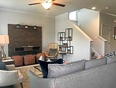 Hudson Townhome Livingroom
