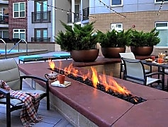 Entertainment Deck- Fire Pit