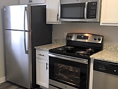 Renovated One Bedroom Kitchen