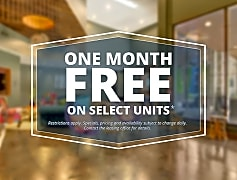 Specials savings coupon 1 month free