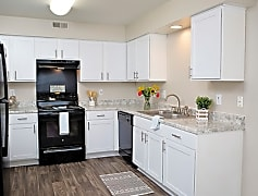 Newly renovated kitchens!