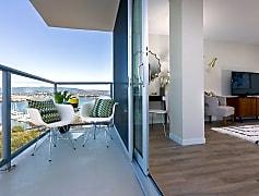 Stunning Balcony Views!