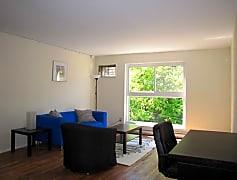 BRAND NEW!  One Bedroom Living Room