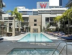 High-Rise Pool & Spa