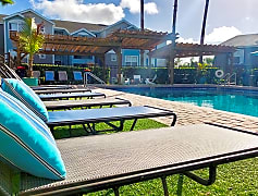 Our newly renovated swimming pool is a great place for fun and relaxation!