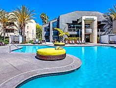 Enjoy two resort-style saltwater pools
