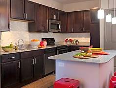 2 Bdrm - Kitchen