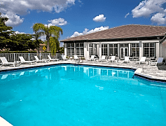 Relax by our beautiful sparkling pool!
