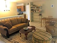 Living Room Upstairs (Common Area)