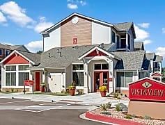 Vista View Full Building Exterior