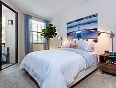Luxury Mission Valley, CA Apartments - The Promenade at Rio Vista Bedroom