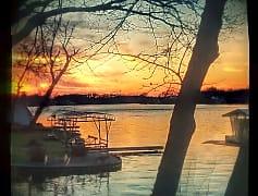 RIVER GOLDEN SUNSET .jpeg