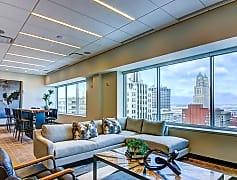 21st Floor Elevation Lounge
