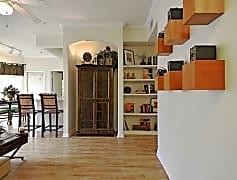 Interior-Living Room<BR>2x2 970 Sq.Ft
