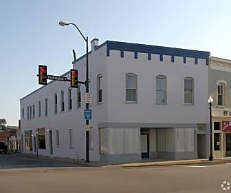 Building, 158 W Washington St, 0