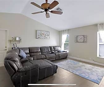 Living Room, 6665 Dabney Street, 0