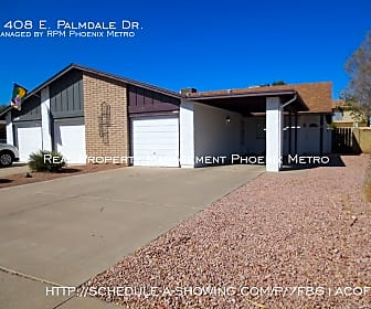 Building, 1408 E Palmdale Dr, 0