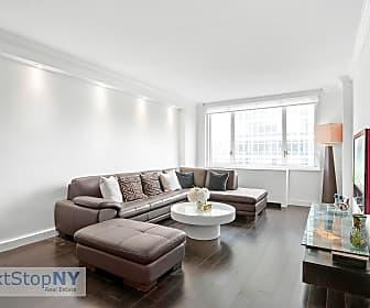 Living Room, 245 E 54th St 28H, 0