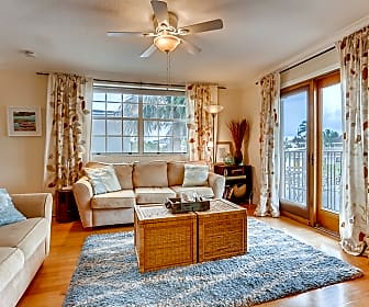 Living Room, 4525 Poinciana St 7, 0
