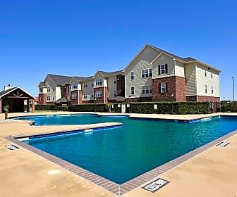 Pool, Mustang Village, 0