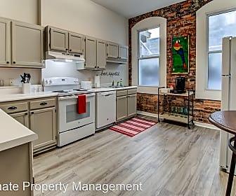 Kitchen, 215 Princess Street Unit B, 0