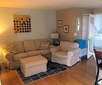 Living Room, 1828 Green St, 0