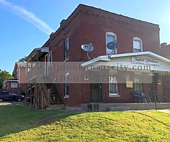 Building, 1060 Washington Blvd, 0