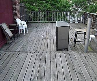 Patio / Deck, 161 W 73rd St, 0