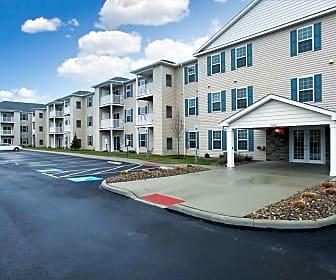 Building, Glenwood Square Senior Apartments, 0