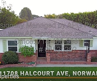 Community Signage, 11708 Halcourt Ave, 0